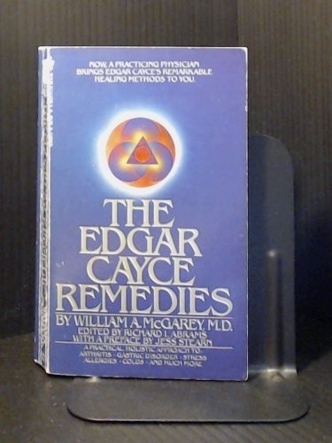9780553234411: The Edgar Cayce Remedies