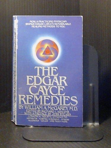 9780553234411: The Edgar Cayce Remedies