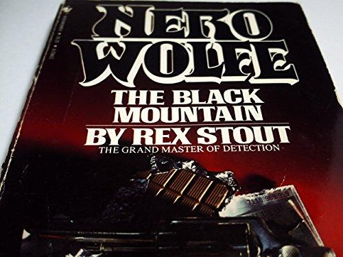 9780553234527: The Black Mountain [Taschenbuch] by Stout, Rex
