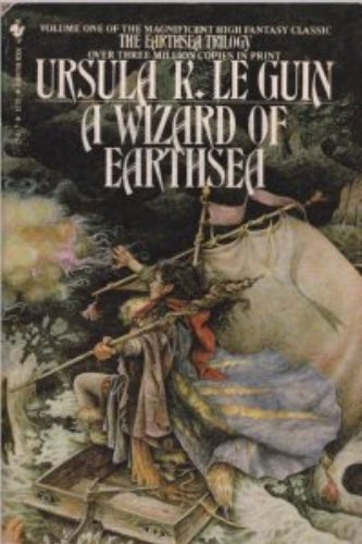 9780553234619: A Wizard of Earthsea (The Earthsea Cycle, Book 1)