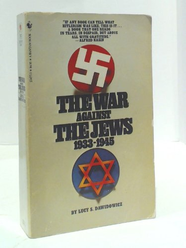9780553234770: The War Against The Jews, 1933-1945