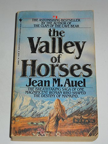 9780553234817: The Valley of the Horses (Book 2, Earth's Children)