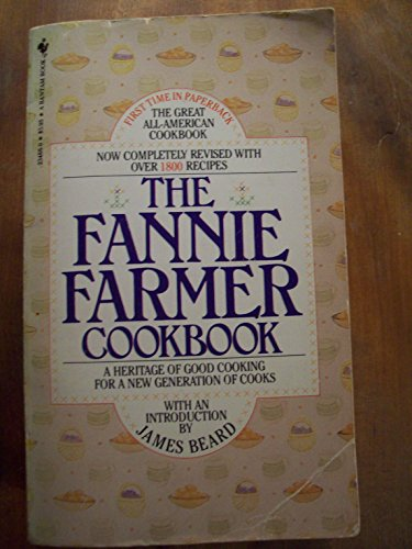 9780553234886: The Fannie Farmer Cookbook