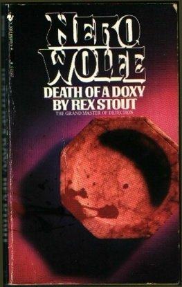 9780553235135: DEATH OF A DOXY [Nero Wolfe]