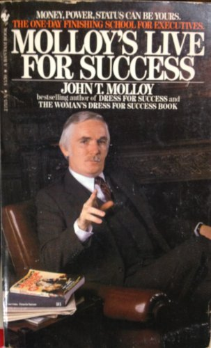 9780553235159: Molloy's Live for Success