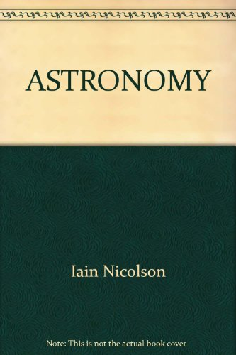 Astronomy: Nicolson, Iain