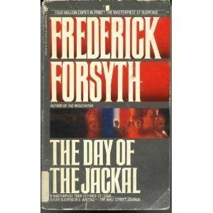 9780553235357: Day of the Jackal