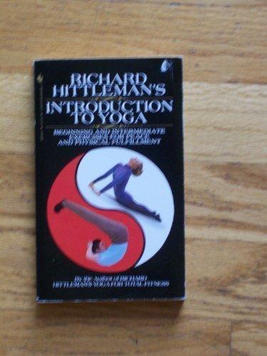 Introduction to Yoga: Hittleman, Richard