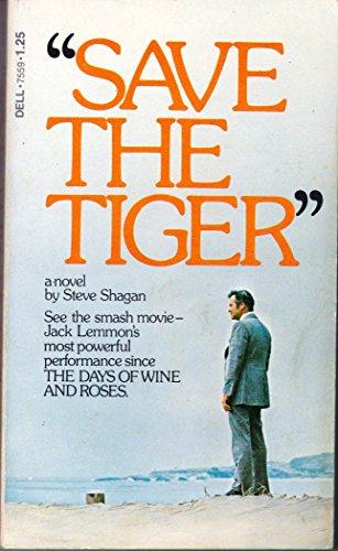 Save the Tiger: Shagan, Steve