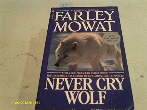 9780553236248: Never Cry Wolf