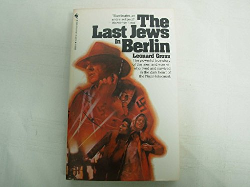 9780553236538: The Last Jews in Berlin