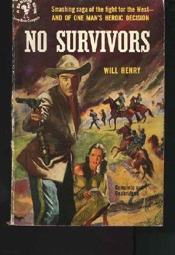9780553236989: No Survivors