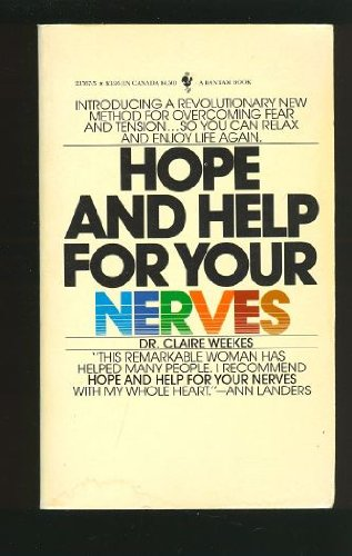9780553237672: Hope and Help for Your Nerves