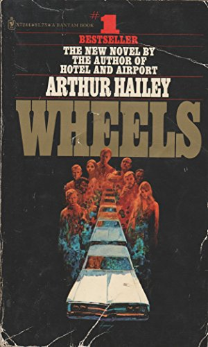 Wheels (0553238299) by Arthur Hailey