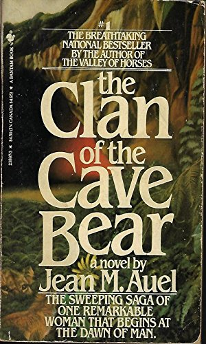 The Clan of the Cave Bear: Auel, Jean M.