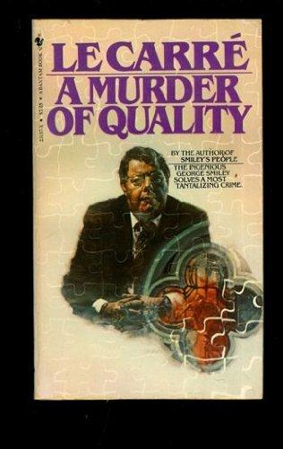 9780553239027: Murder of Quality
