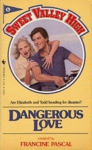 9780553239386: Dangerous Love (Sweet Valley High)