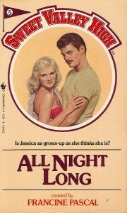 9780553239430: All Night Long (Francine Pascal's Sweet Valley High #5)