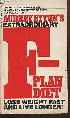 9780553239515: F Plan Diet