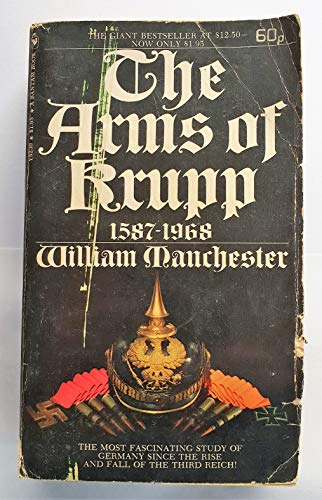 9780553239676: The Arms of Krupp: 1587-1968