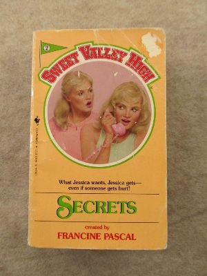 Secrets (Francine Pascal's Sweet Valley High Series: Kate William