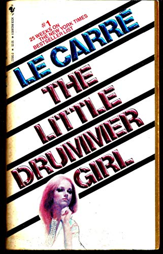 an analysis of the spy novel the little drummer girl by john le carre The little drummer girl by john le carré - book cover soldier, spy our kind of traitor john le carre's the little drummer girl is a virtuoso performance.