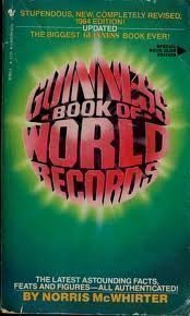 9780553239904: Guinness Book of World Records 1984