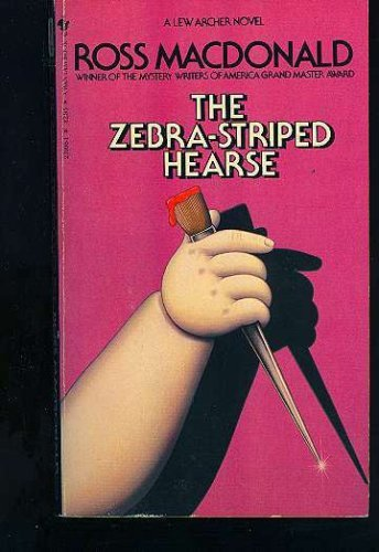 9780553239966: The Zebra-Striped Hearse