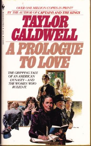 9780553240122: A Prologue to Love