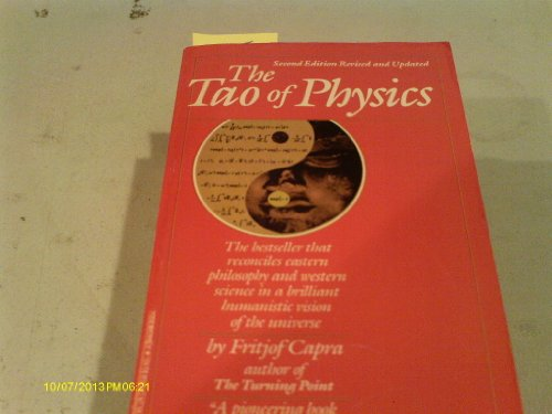 9780553240139: The Tao of Physics