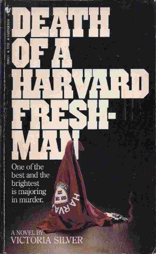 9780553240467: Death Of A Harvard Freshman