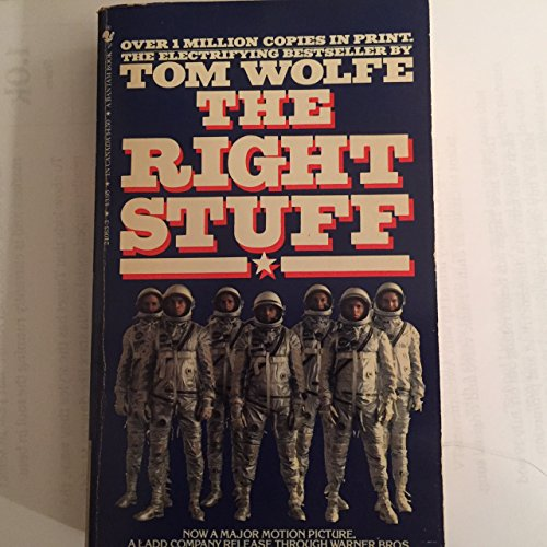 9780553240634: The Right Stuff