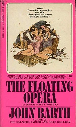 9780553240986: Floating Opera