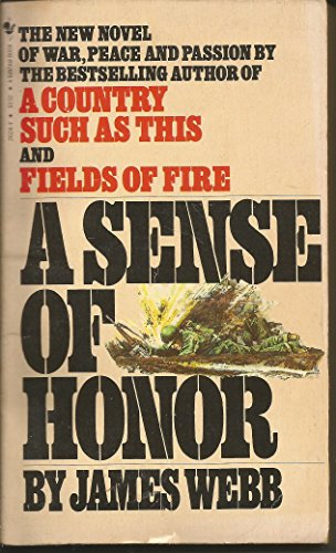 9780553241044: Sense of Honor