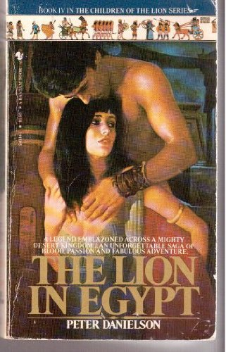 9780553241143: The Lion in Egypt #4