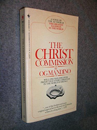 9780553241396: Christ Commission