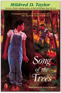 9780553241402: SONG OF THE TREES (Bantam Starfire Book)