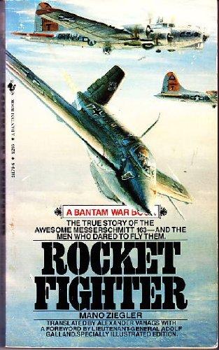 Rocket Fighter: Ziegler, Mano
