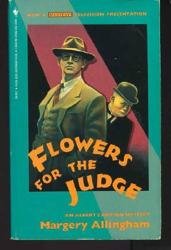 9780553241907: Flowers for the Judge (Albert Campion)
