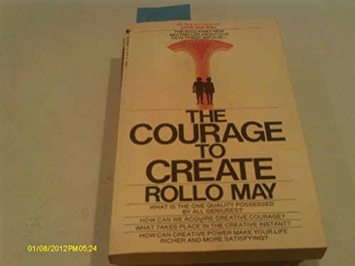 9780553242225: Courage to Create