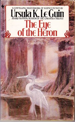 9780553242584: The Eye of the Heron