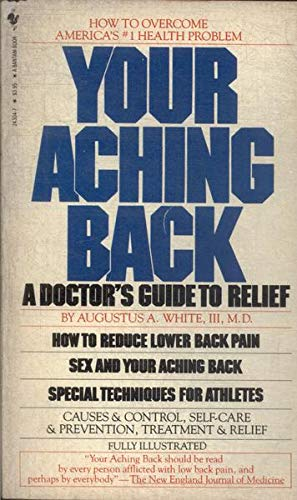 9780553243048: Your Aching Back