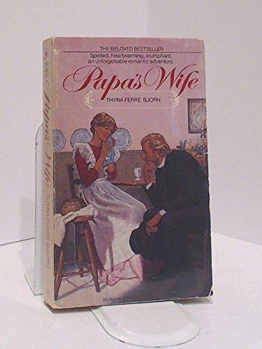 9780553243475: Papa's Wife