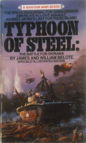 9780553243727: Typhoon of Steel: The Battle for Okinawa