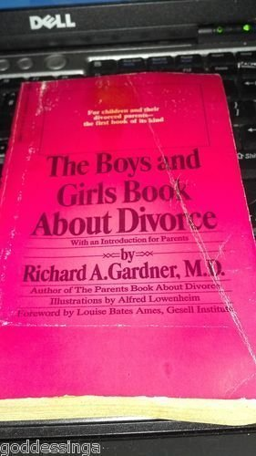 9780553244168: Boys and Girls Book about Divorce