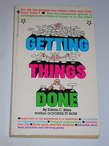 9780553244267: Guide to Getting Things Done