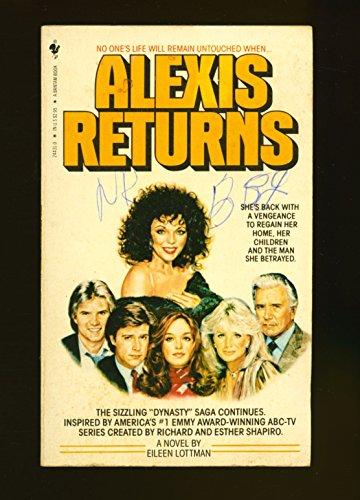 Alexis Returns: Lottman, Eileen