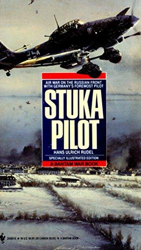 9780553244878: Stuka Pilot