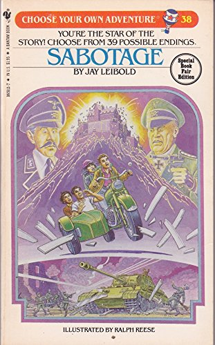 Sabotage # 38: Leibold, Jay
