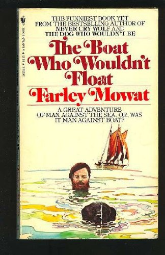 9780553245523: The Boat Who Wouldn't Float
